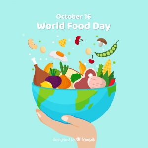 Celebrate World Food Day...every day